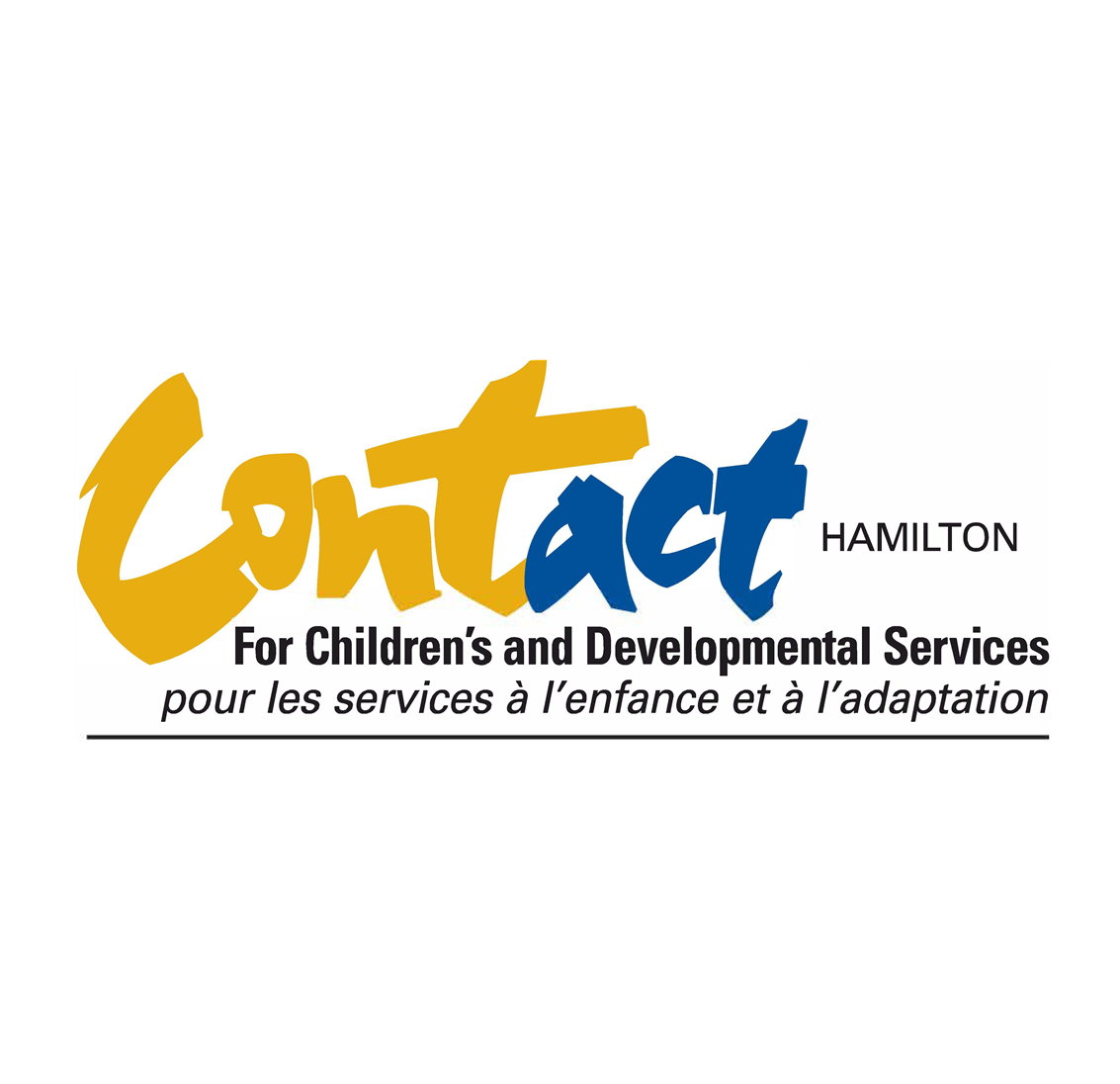 Contact Hamilton logo